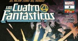 Los 4 Fantásticos 2 (Marvel - Panini Cómics)