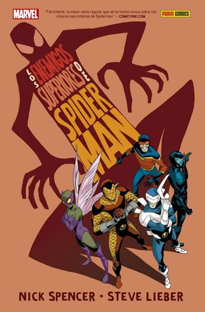 Los Enemigos Superiores de Spiderman (Marvel - Panini Cómics)