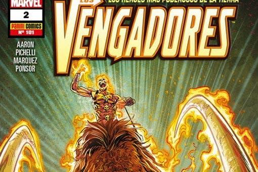 Los Vengadores 2 (Marvel - Panini Cómics)