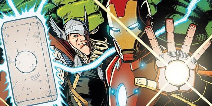 Los Vengadores: Vuelta a las esencias (Marvel Comics)