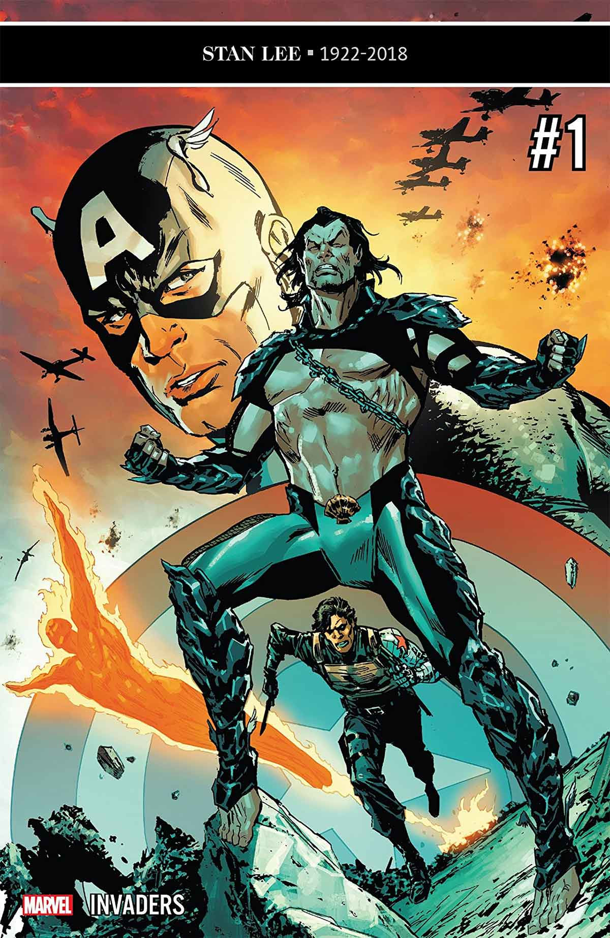 Capitán América enseña como introducir a Namor en Marvel Studios