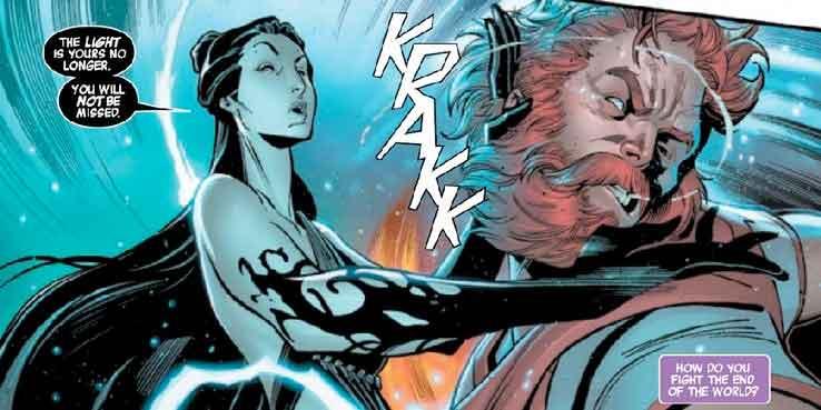 Los Vengadores se enfrentan a la villana más poderosa de Marvel