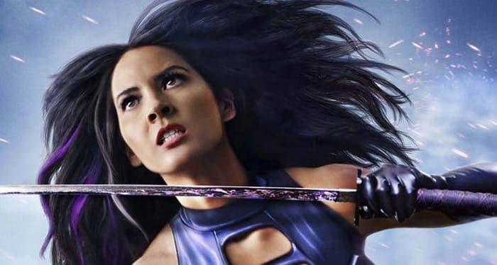 Olivia Munn no volverá como Psylocke en X-Men: Fénix Oscura (Marvel, 2019)