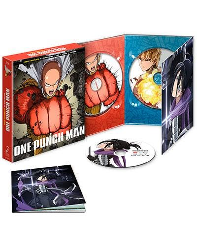 one punch man blu ray coleccionista