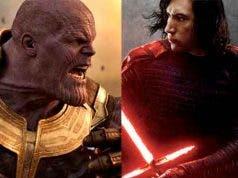 ¿Cuánto recaudarán en 2019 las películas de Marvel, DC y Star Wars?