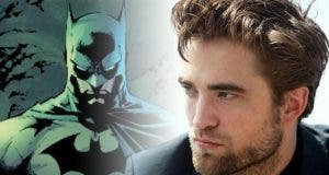 Fan Art de Robert Pattinson como el nuevo Batman