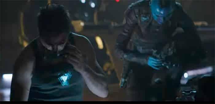 El spot de Vengadores: Endgame da pistas de quien salvará a Tony Stark