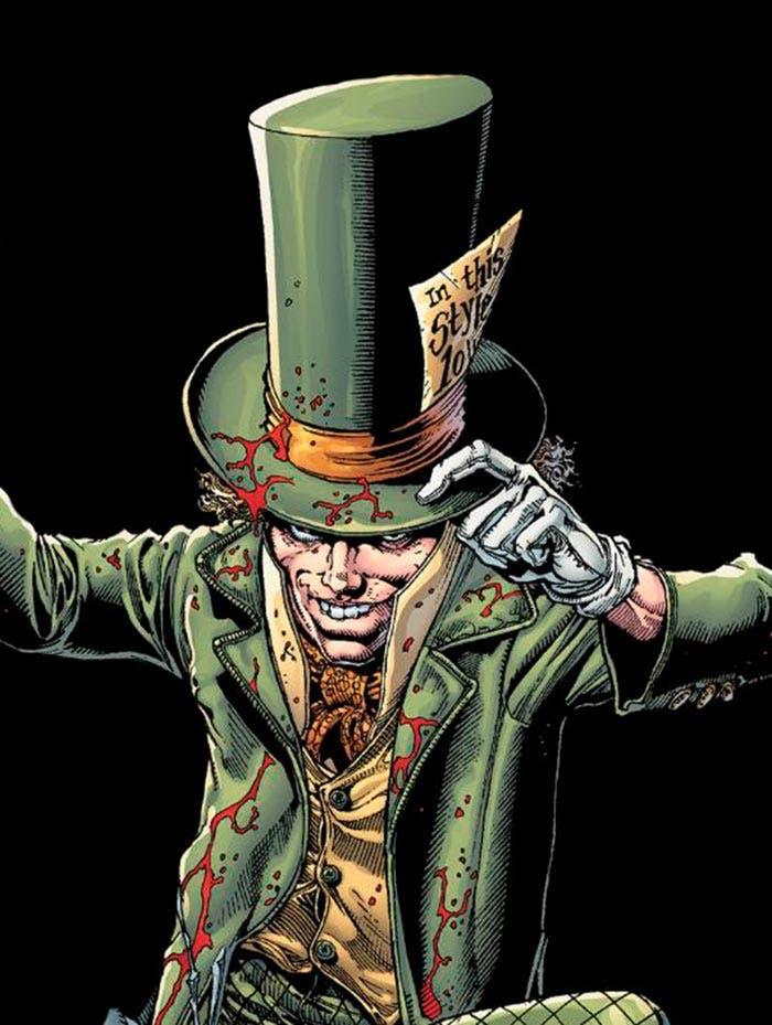 Sombrerero Loco - Batman (DC Comics)