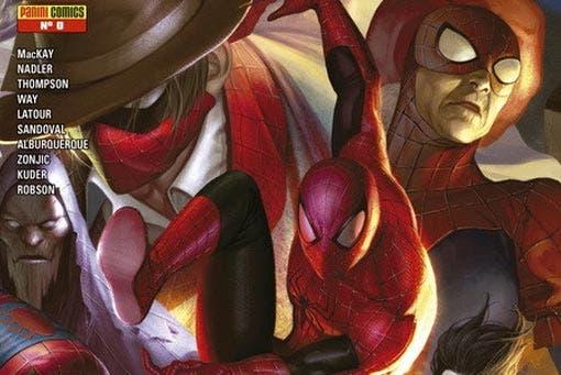 Spidergedón 0 (Marvel - Panini Cómics)