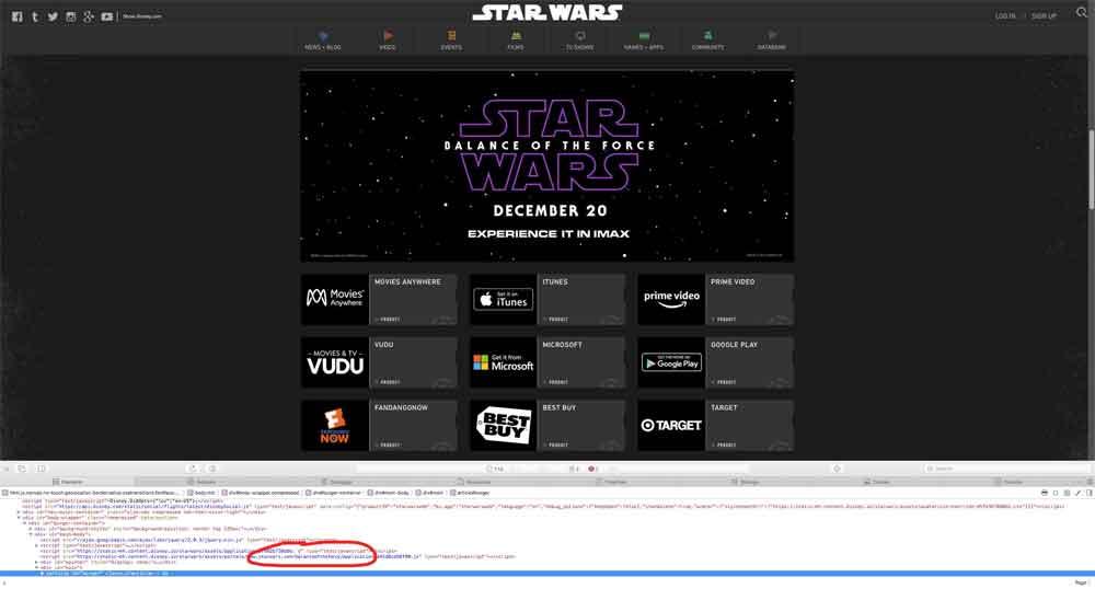 Star Wars 9: Filtran un nuevo título para la película