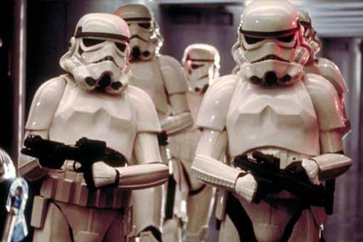 Star Wars: Está justificada la fama de mala puntería de los Stormtroopers