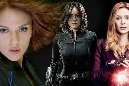 No harán la serie de superheroínas de Marvel como habían planeado