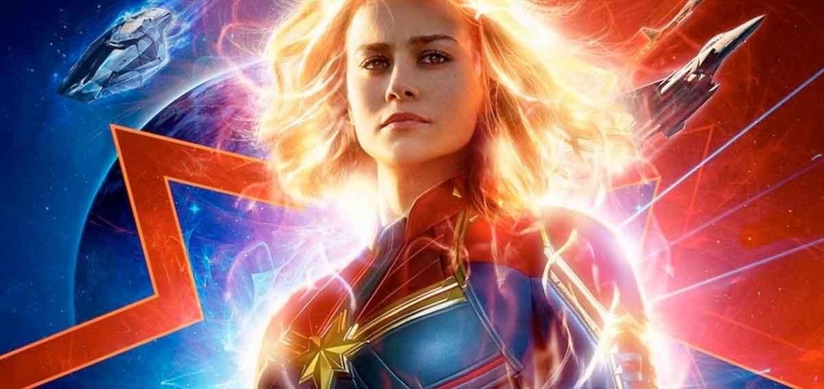 Brie Larson firma como Capitana Marvel para nuevas películas de Marvel