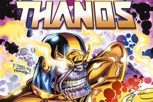 Thanos: Poderes Cósmicos (Marvel - Panini Cómics)