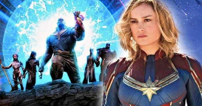 Capitana Marvel será la nueva líder de Marvel Studios