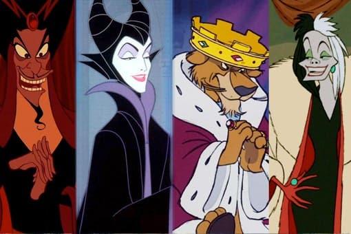 Harán una serie con todos los villanos de Disney