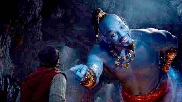 Tráiler de Aladdin: Por fin vemos a Will Smith como el Genio de la lámpara con Will Smith