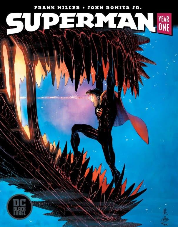 Portada Superman: Year one #2