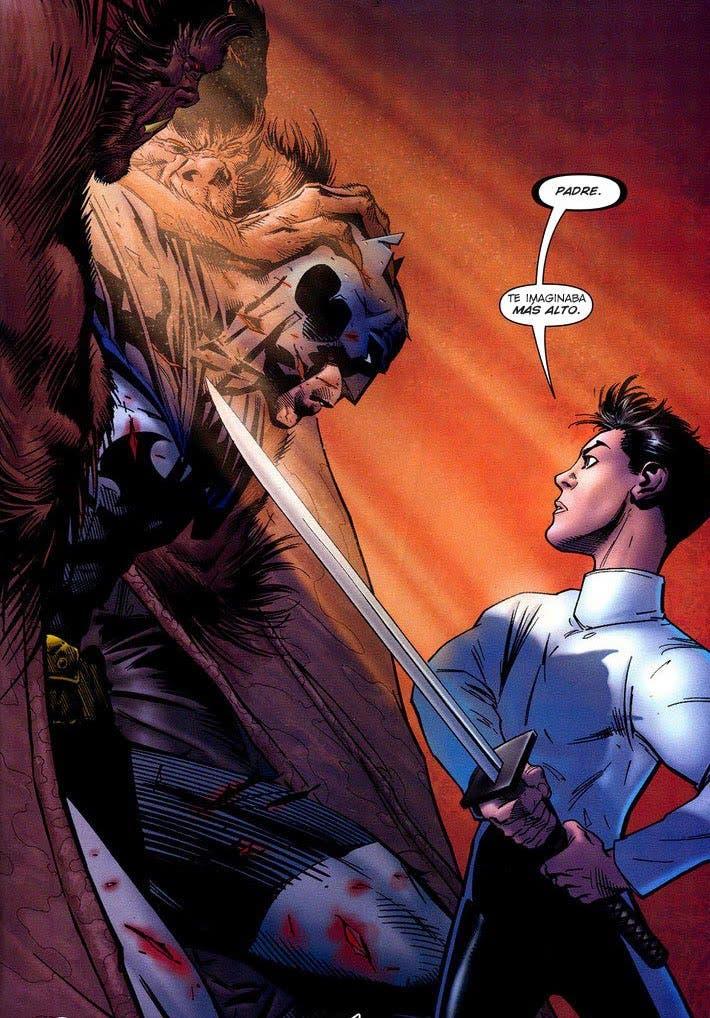 Reseñas de cómics: Batman e hijo de Grant Morrison