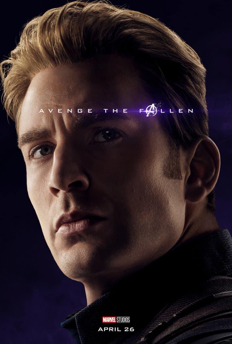 Vengadores. Endgame es el final de la historia de Capitán América