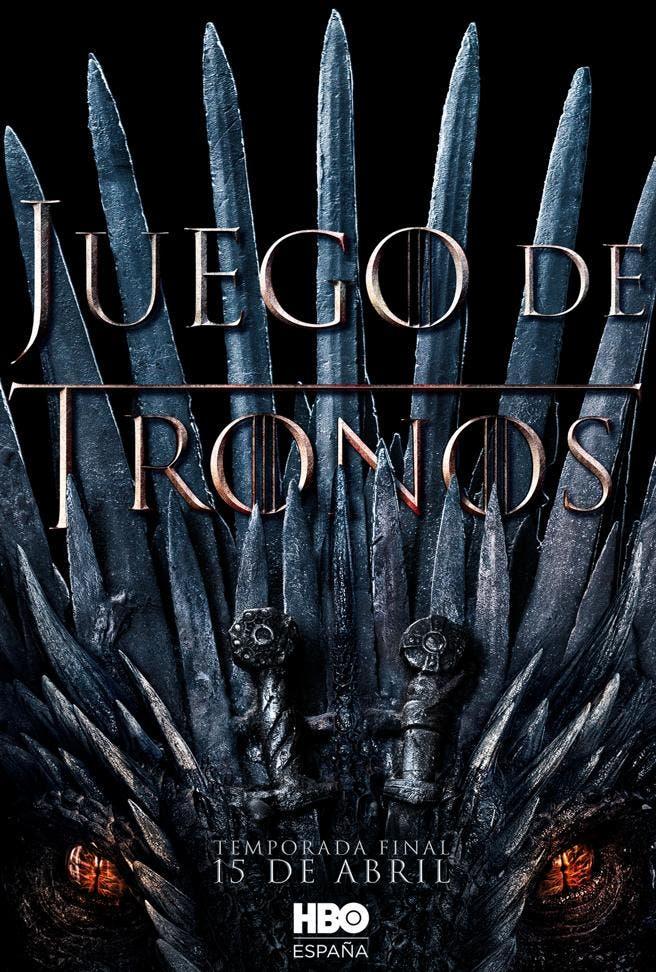 Juego de Tronos T8 poster oficial