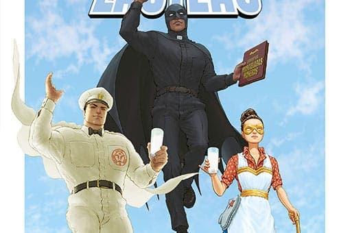 Las guerras lacteas DC Comics