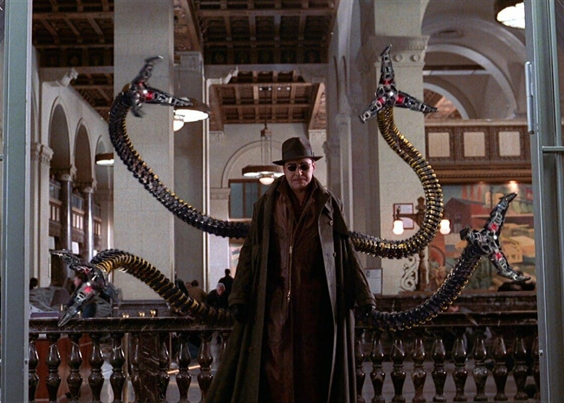 Spider-Man 2 Doctor Octopus