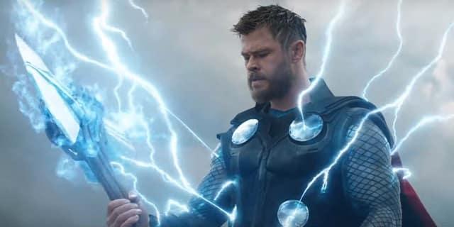 Chris Hemsworth es Thor en Marvel Studios