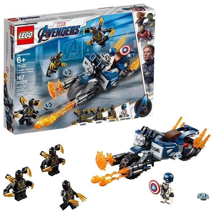 LEGO Vengadores: Endgame
