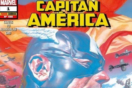 Capitán América 1 (Marvel - Panini Cómics)