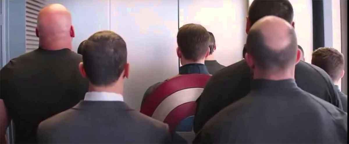Chris Evans revela su mejor momento como Capitán América en Marvel