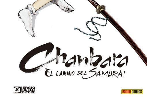 Chanbara: El camino del samurái (Panini Cómics)