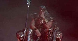 Arnold Schwarzenegger insiste en hacer Conan