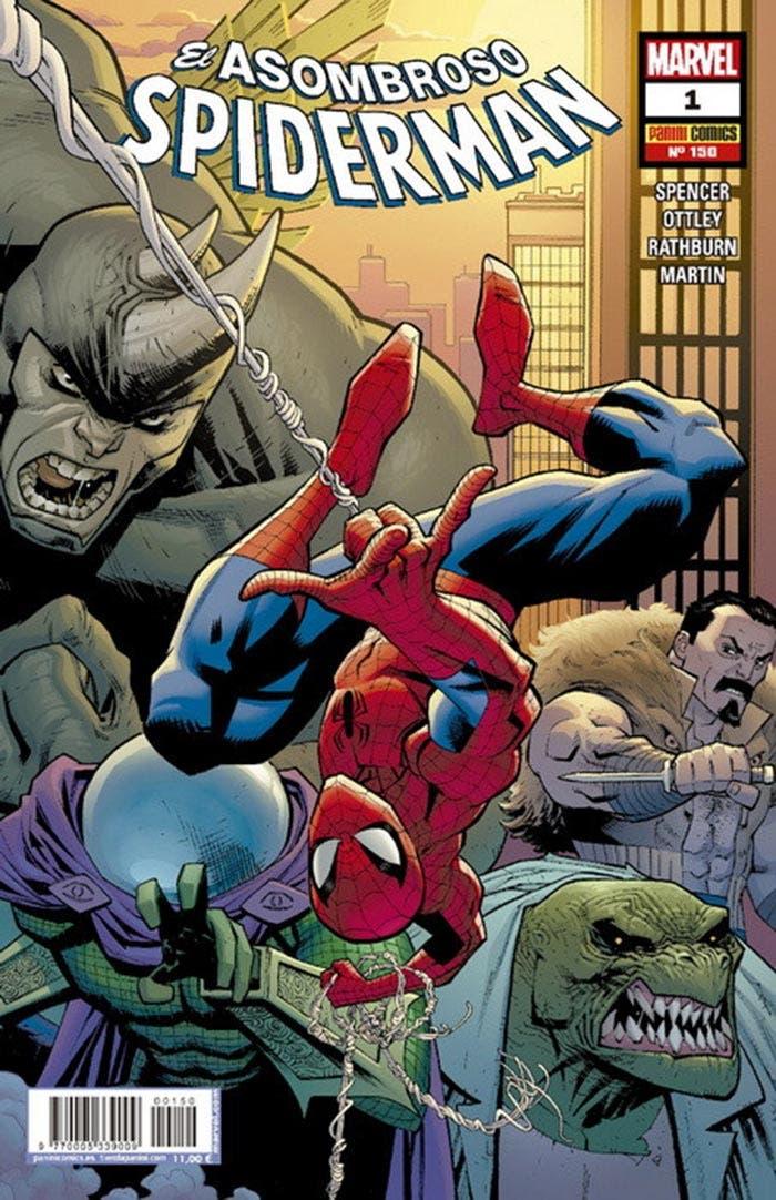 El Asombroso Spiderman 1 (Marvel - Panini Cómics)
