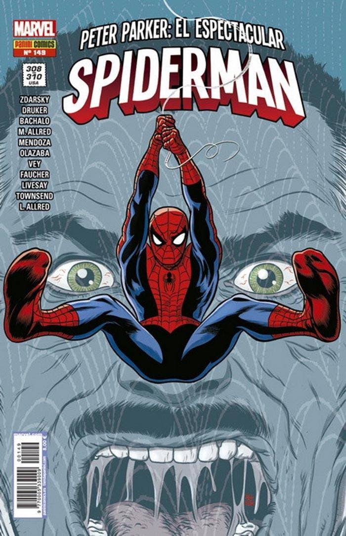 El Asombroso Spiderman 149 (Marvel - Panini Cómics)