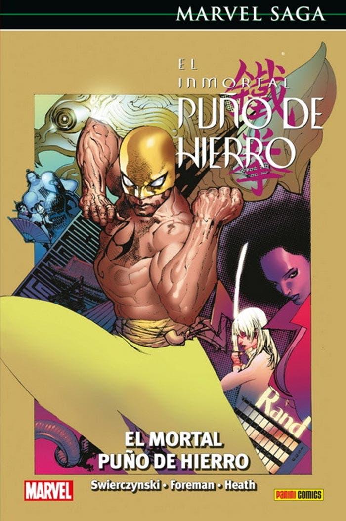 El Mortal Puño de Hierro (Marvel - Panini Cómics)