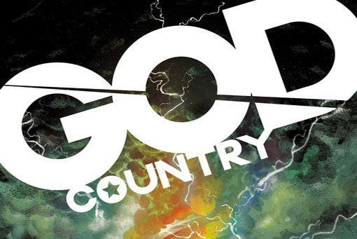 God Country de donny cates y geoff shaw(Panini Cómics)