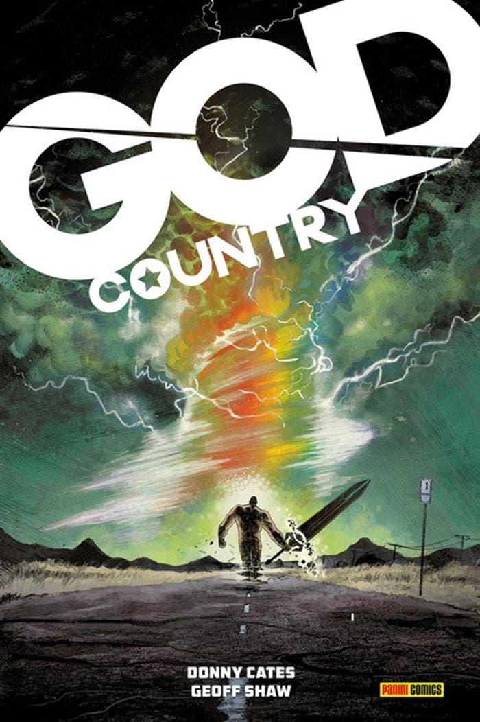 God Country (Panini Cómics)
