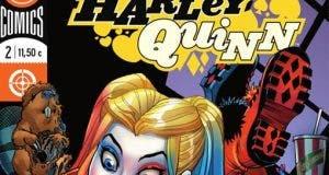 Harley Quinn 2 (DC Comics - ECC Ediciones)