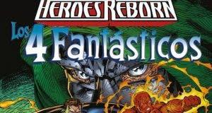 Heroes Reborn: Los 4 Fantásticos (Marvel - Panini Cómics)