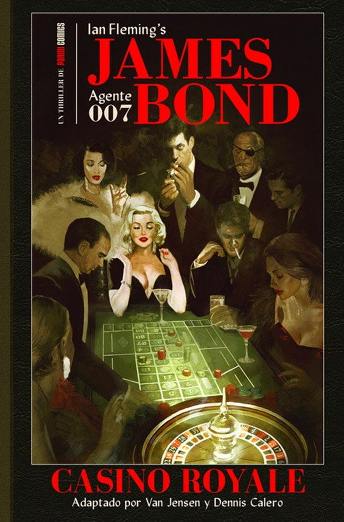 James Bond: Casino Royale (Panini Cómics)