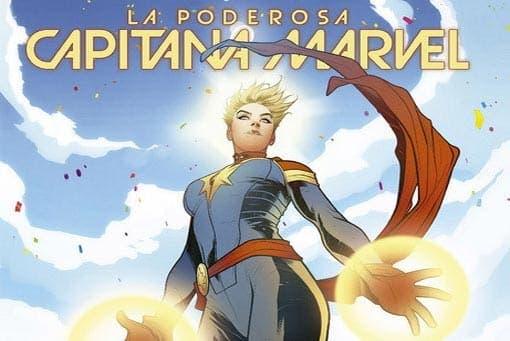 La Poderosa Capitana Marvel: La colección completa (Marvel - Panini Cómics)