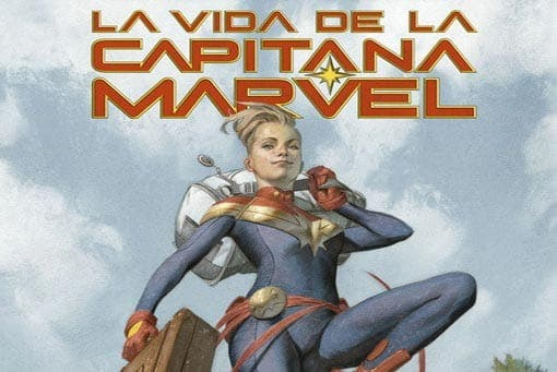 La vida de la Capitana Marvel - Carol Danvers(Marvel - Panini Cómics)
