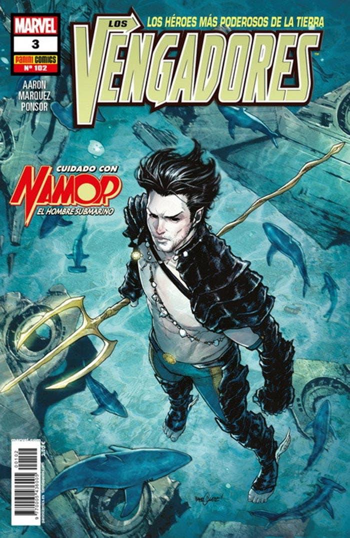 Los Vengadores 3 (Marvel - Panini Cómics)