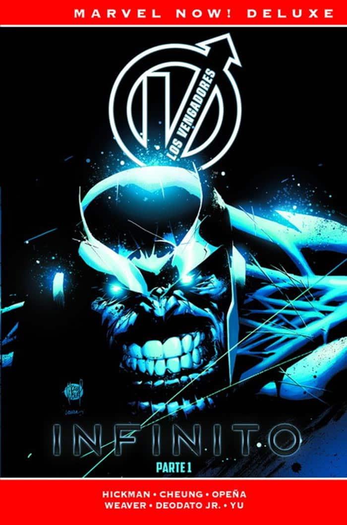 Hablamos de Los Vengadores: Infinito - Parte 1, el tercer tomo que recopila la etapa de Jonathan Hickman al frente de la serie de Marvel.