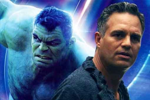 Mark Ruffalo contra la maquina de la verdad por Vengadores: Endgame