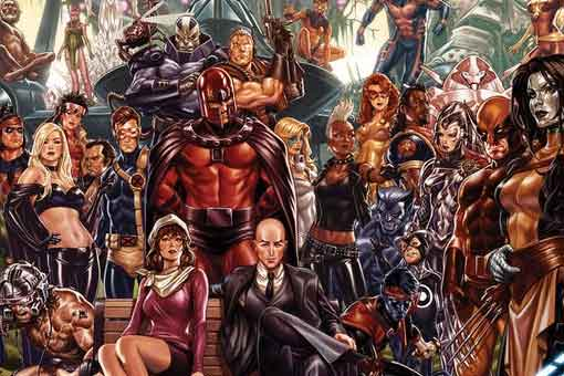 Marvel relanzará a los X-Men con el escritor de Infinity War y Secret War