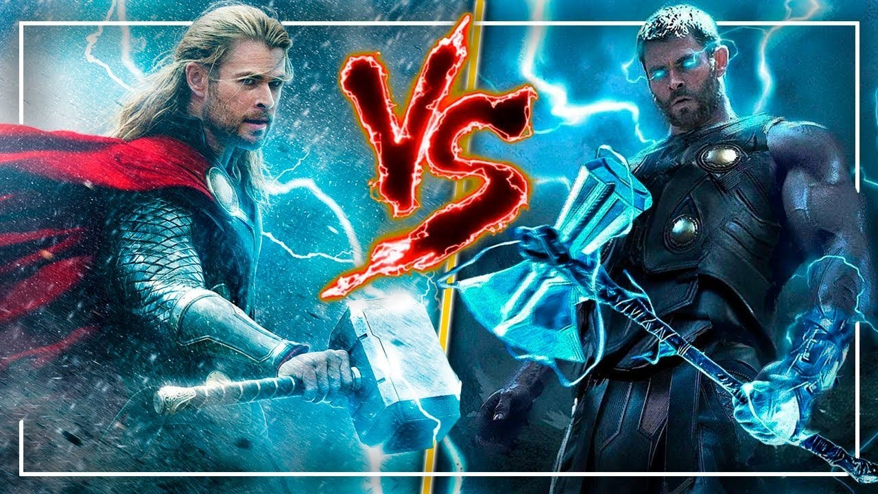 mjolnir vs stormbreaker