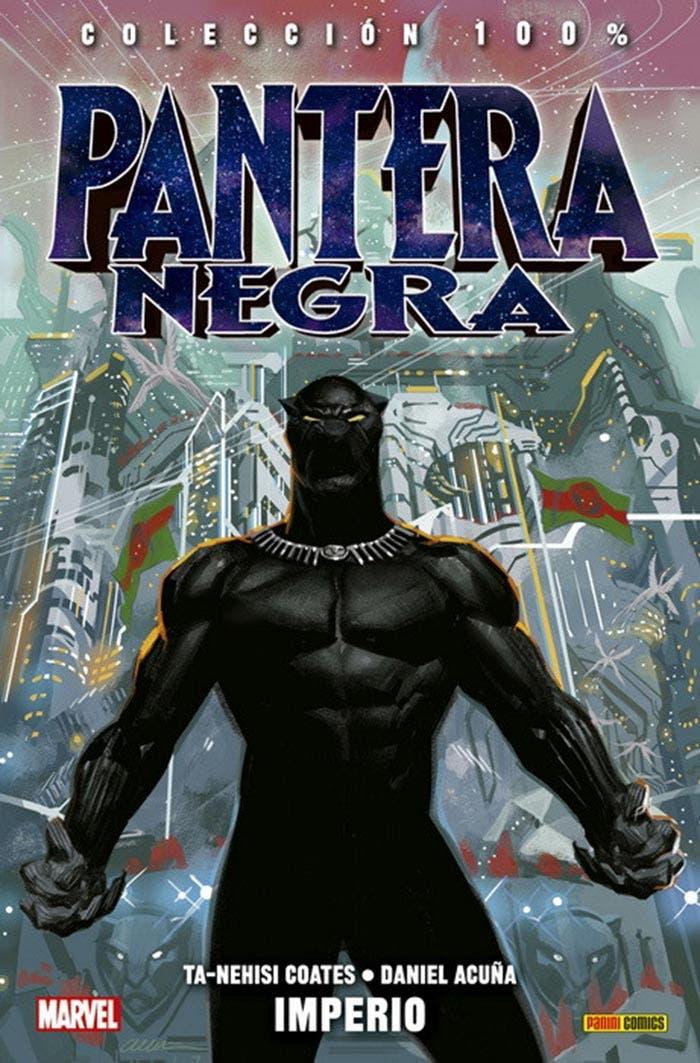 Pantera Negra: Imperio (Panini Cómics - Marvel)
