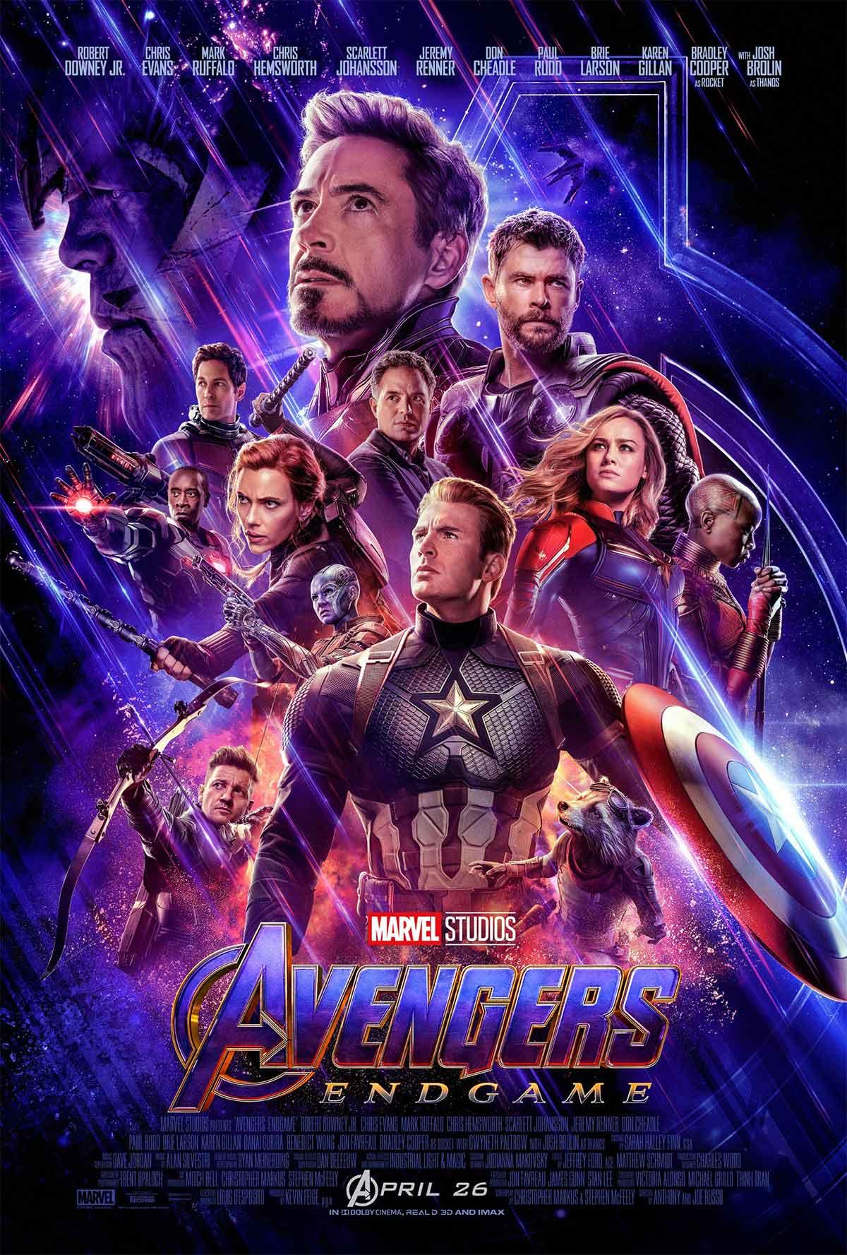 Sinopsis oficial de Vengadores: Endgame de Marvel Studios